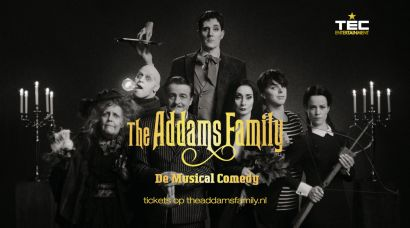 TEC-Entertainment, The Addams Family - Vincent van Zelm